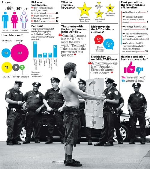 New York Magazine 'Occupy Wall Street' poll